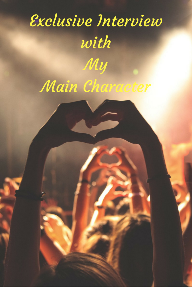 Exclusive Interview of My Main Character – DramaMommaSpeaks